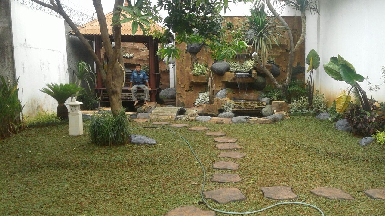 tukang taman kelapa gading jakarta utara