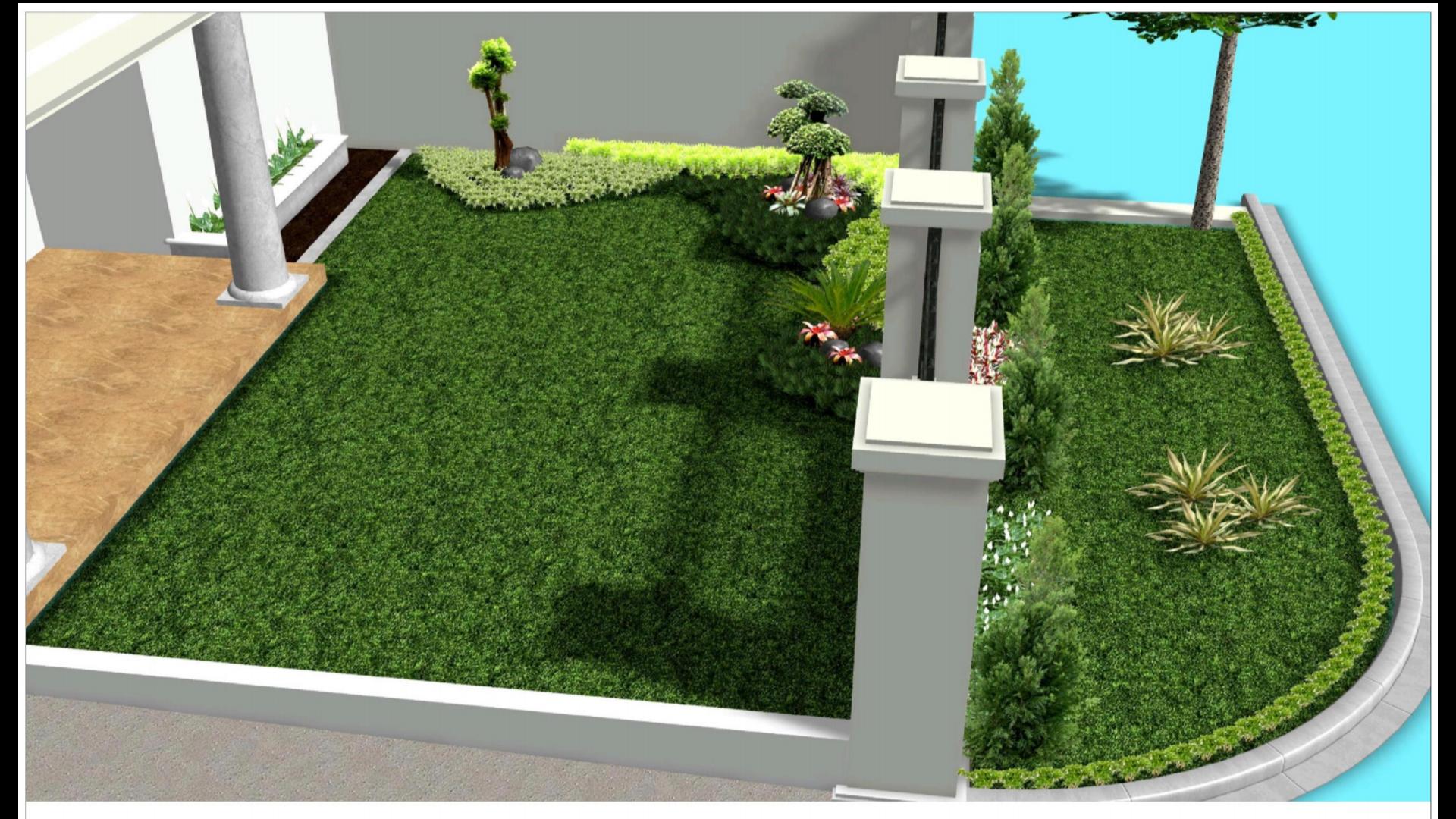 jasa pembuatan taman di daerah tangerang